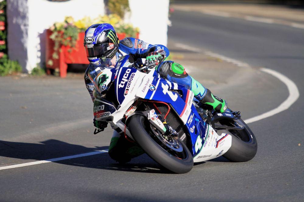 Ian Hutchinson, 2017 Isle of Man TT Race